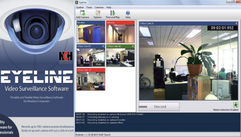 EyeLine Video Surveillance